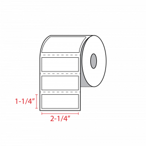 2.25 x 1.25 thermal labels, thermal transfer labels for zebra printer, thermal shipping labels, sticker labels