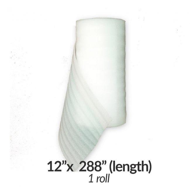 Foam Roll 12″ x 288″
