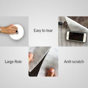 Foam Roll Packing Materials