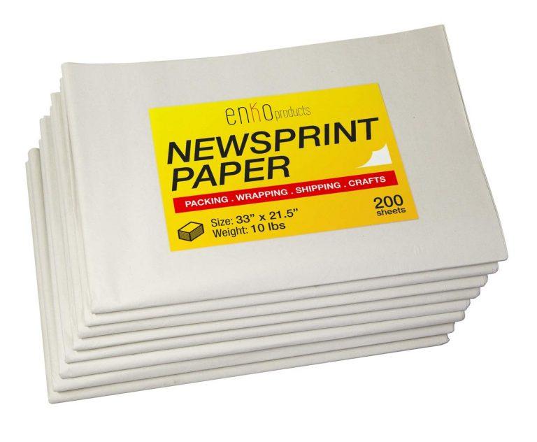 enKo Newsprint Paper 10lb