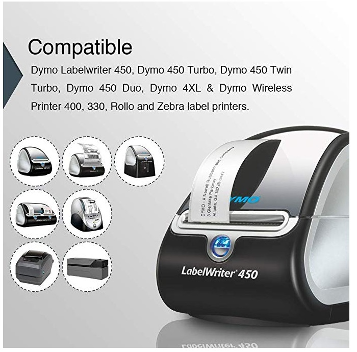 dymo 30256, dymo shipping labels 30256, dymo compatible 30256, 30256 dymo