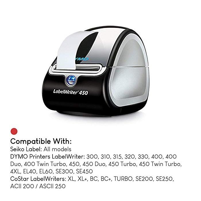 dymo 30252, dymo address labels 30252, dymo 30252 address, dymo 30252 size