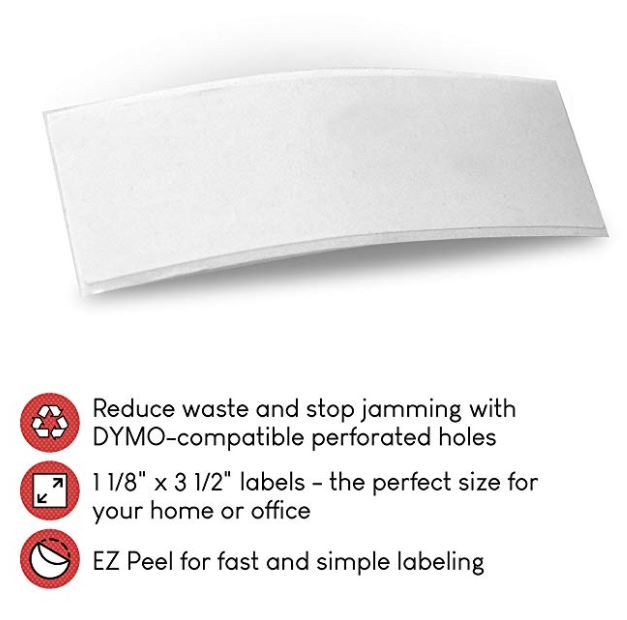direct thermal labels, dymo label, dymo shipping labels, dymo 30252, dymo 30252 compatible labels